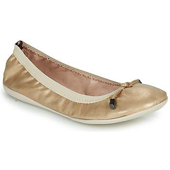 鞋子 女士 平底鞋 Les P'tites Bombes AVA 金色