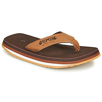 鞋子 男士 人字拖 Cool shoe ORIGINAL 棕色