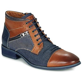 鞋子 男士 短筒靴 Kdopa BILLY 棕色 / 蓝色