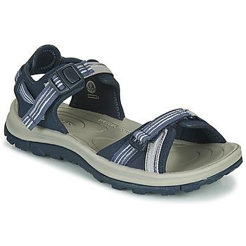 鞋子 女士 运动凉鞋 Keen TERRADORA II OPEN TOE SANDAL 蓝色