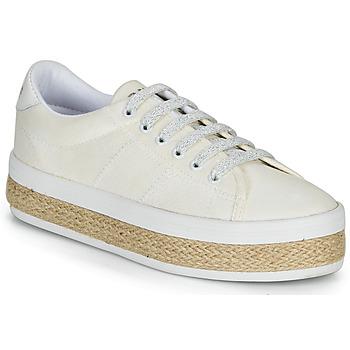 鞋子 女士 球鞋基本款 No Name MALIBU SNEAKER 白色