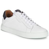 鞋子 男士 球鞋基本款 Schmoove SPARK-CLAY 白色 / 蓝色