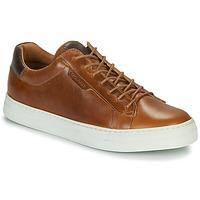 鞋子 男士 球鞋基本款 Schmoove SPARK-CLAY 棕色