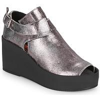 鞋子 女士 凉鞋 Papucei ANTONINA 银灰色