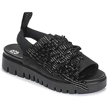 鞋子 女士 凉鞋 Papucei RAMINA 黑色