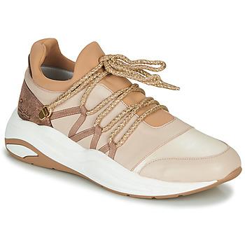 鞋子 女士 球鞋基本款 Pataugas FRANCESCA 驼色