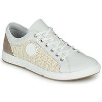鞋子 女士 球鞋基本款 Pataugas JOHANA 浅米色 / 黄色