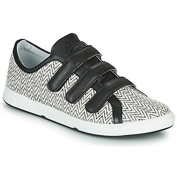 鞋子 女士 球鞋基本款 Pataugas JULIETTE 黑色 / 白色