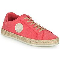 鞋子 女士 球鞋基本款 Pataugas PAM/T 紫红色