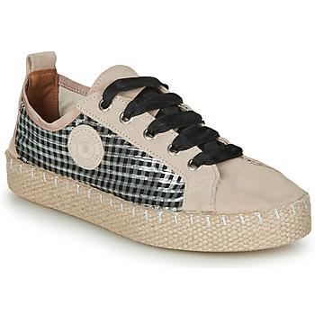 鞋子 女士 帆布便鞋 Pataugas PANKE 沙色