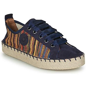 鞋子 女士 帆布便鞋 Pataugas PANKE 海蓝色