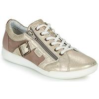 鞋子 女士 球鞋基本款 Pataugas PAULINE/M 金色
