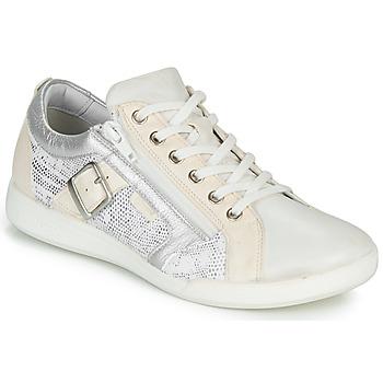 鞋子 女士 球鞋基本款 Pataugas PAULINE/S 白色 / 银灰色