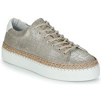 鞋子 女士 球鞋基本款 Pataugas SELLA/T 银灰色