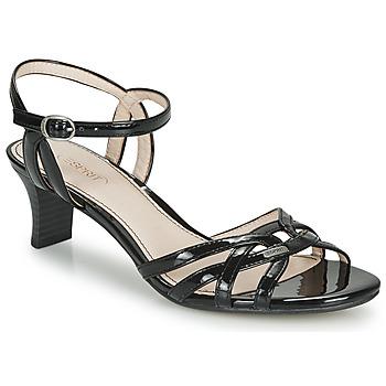 鞋子 女士 凉鞋 Esprit 埃斯普利 BIRKIN SANDAL 黑色