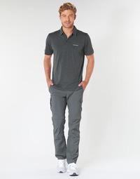 衣服 男士 工装裤 Columbia 哥伦比亚 Silver Ridge II converti 灰色
