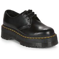 鞋子 短筒靴 Dr Martens 1461 QUAD 黑色