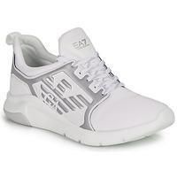鞋子 球鞋基本款 EA7 EMPORIO ARMANI RACER REFLEX CC 白色 / 银色