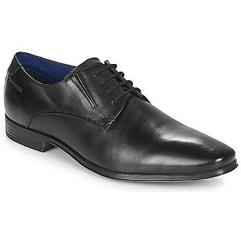 鞋子 男士 德比 Bugatti MORINO 黑色