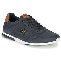 鞋子 男士 球鞋基本款 Bugatti REPORT 蓝色
