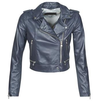 衣服 女士 皮夹克/ 人造皮革夹克 Oakwood YOKO 海蓝色