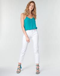衣服 女士 直筒牛仔裤 Pepe jeans MARY 白色