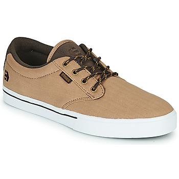 鞋子 男士 球鞋基本款 Etnies JAMESON 2 ECO 米色 / 棕色