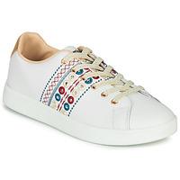 鞋子 女士 球鞋基本款 Desigual COSMIC NEW EXOTIC 白色