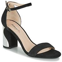 鞋子 女士 凉鞋 Metamorf'Ose GABELOU 黑色