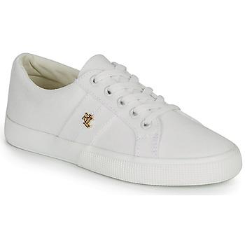 鞋子 女士 球鞋基本款 Lauren Ralph Lauren JANSON II 白色