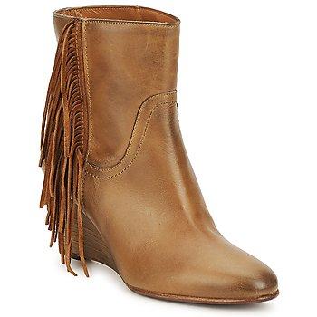 鞋子 女士 短靴 JFK ALEX HI 驼色