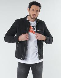 衣服 男士 夹克 Diesel 迪赛尔 J-GLORY 黑色