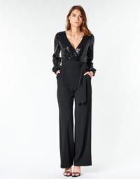 衣服 女士 连体衣/连体裤 Lauren Ralph Lauren Alexis 黑色