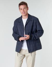 衣服 男士 夹克 HUGO - Hugo Boss UROQ2022 海蓝色