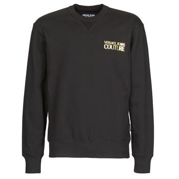 衣服 男士 卫衣 Versace Jeans B7GVA7FB 黑色 / 金色