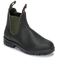 鞋子 短筒靴 Blundstone ORIGINAL CHELSEA BOOTS 520 棕色 / 卡其色