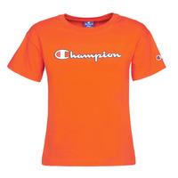 衣服 女士 短袖体恤 Champion KOOLATE 红色