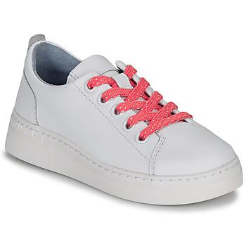 鞋子 女孩 球鞋基本款 Camper 看步 RUNNER G J 白色