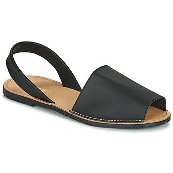 鞋子 女士 凉鞋 So Size LOJA 黑色