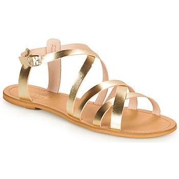 鞋子 女士 凉鞋 So Size IDITRON 金色