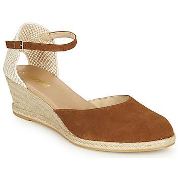 鞋子 女士 凉鞋 So Size JITRON 驼色
