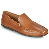 鞋子 男士 皮便鞋 So Size MILLIE 驼色
