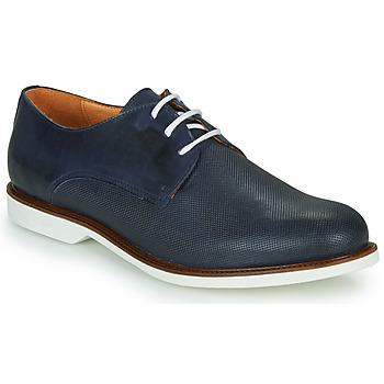 鞋子 男士 德比 So Size MIRA 海蓝色