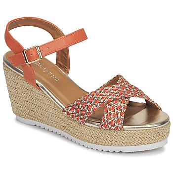 鞋子 女士 凉鞋 Moony Mood MELISSA 珊瑚色