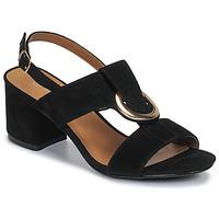 鞋子 女士 凉鞋 Moony Mood MANY 黑色