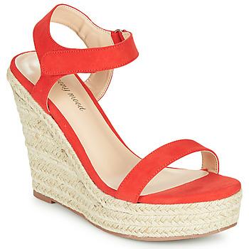鞋子 女士 凉鞋 Moony Mood MARLEINE 红色