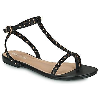 鞋子 女士 凉鞋 Moony Mood MARIELLE 黑色