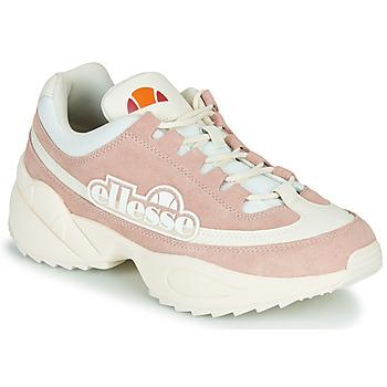 鞋子 女士 球鞋基本款 艾力士 SPARTA SUED AF 玫瑰色