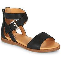 鞋子 女孩 凉鞋 Bullboxer MELISSA 黑色
