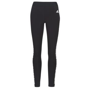 衣服 女士 紧身裤 adidas Performance 阿迪达斯运动训练 MHE GR TIGHTS 黑色